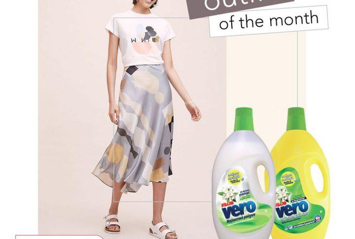 Flos Vero για το πλυντήριο