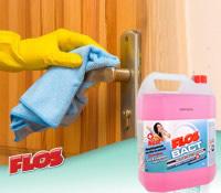 Disinfectant & detergent