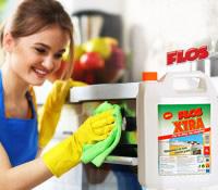 За почистване на мазнините в кухнята