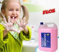 Liquid cream soap