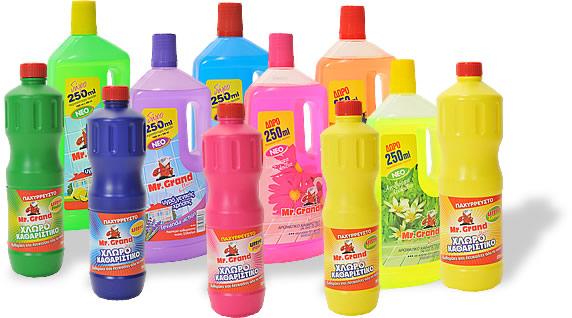 Mr Grand - Private Label Products
